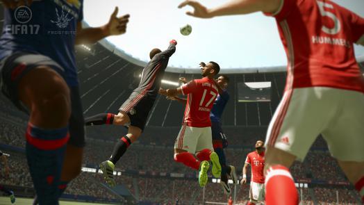 El Bayern ficha por EA Sports