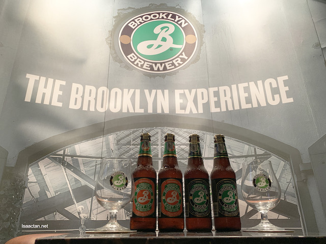 The Brooklyn Experience: Brooklyn Beer @ Saro Lounge