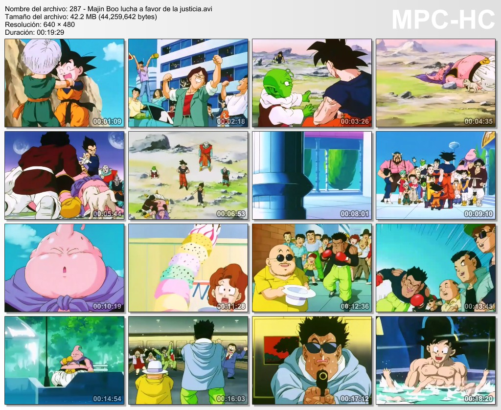 Videos de dragon ball z capitulo 287 latino dating. Dating for one night.