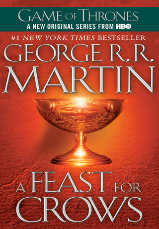 George RR Martin - A Feast for Crows PDF