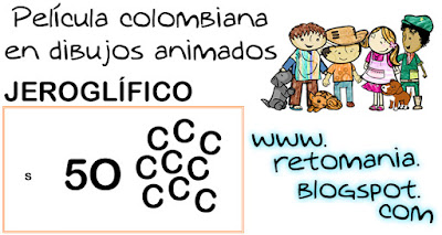 Jeroglíficos, Jeroglíficos escolares, Jeroglíficos con solución, Jeroglíficos para niños, Semana por la Paz