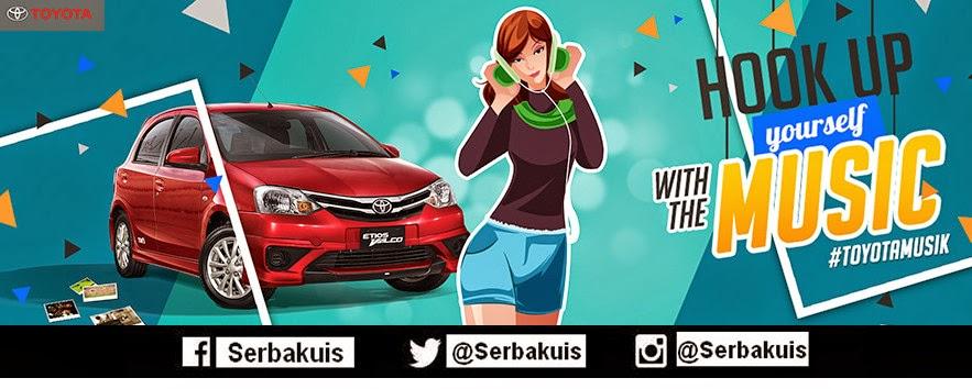 Toyota Hook Up #ToyotaMusik