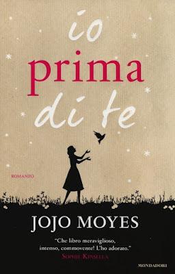 Recensione #19: IO PRIMA DI TE di Jojo Moyes