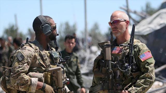 """""""'EEUU seguirá décadas en Siria aun tras la derrota de Daesh"""""""