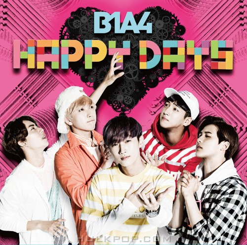B1A4 – HAPPY DAYS – EP (ITUNES PLUS AAC M4A)