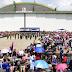 HUT TNI AU Ke 72, Ribuan Masyarakat Menyerbu Pangkalan Udara Halim