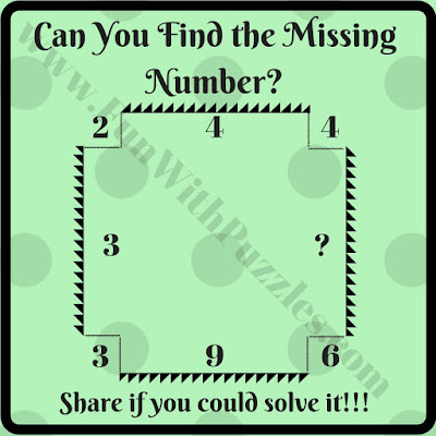 Mind bending math brain teaser for students