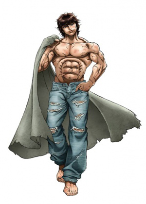 Baki: Most Evil Death Row Convicts Special Anime [01/01] [HDL] 60MB [Sub Español] [MEGA]