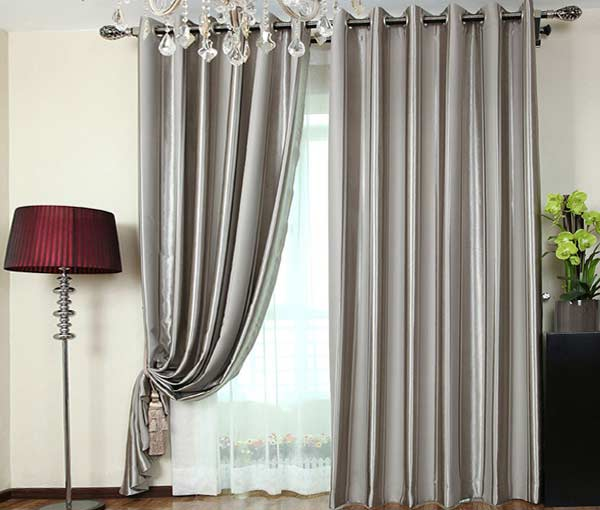 20 Best Curtain Ideas For Living Room 2017: The Best Hall Curtains Designs And Ideas 2019, Living Room