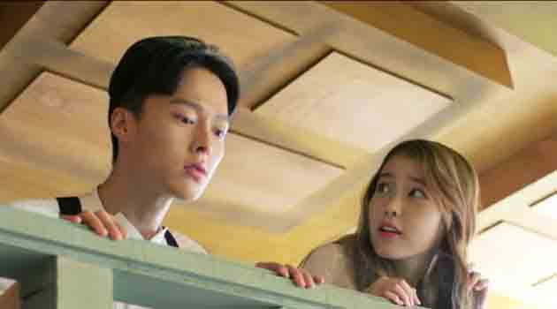 IU there will be a love story with Jang Ki Yong in 'My ...