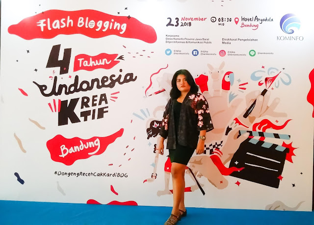 Flash Blogging Bdg oleh KOMINFO