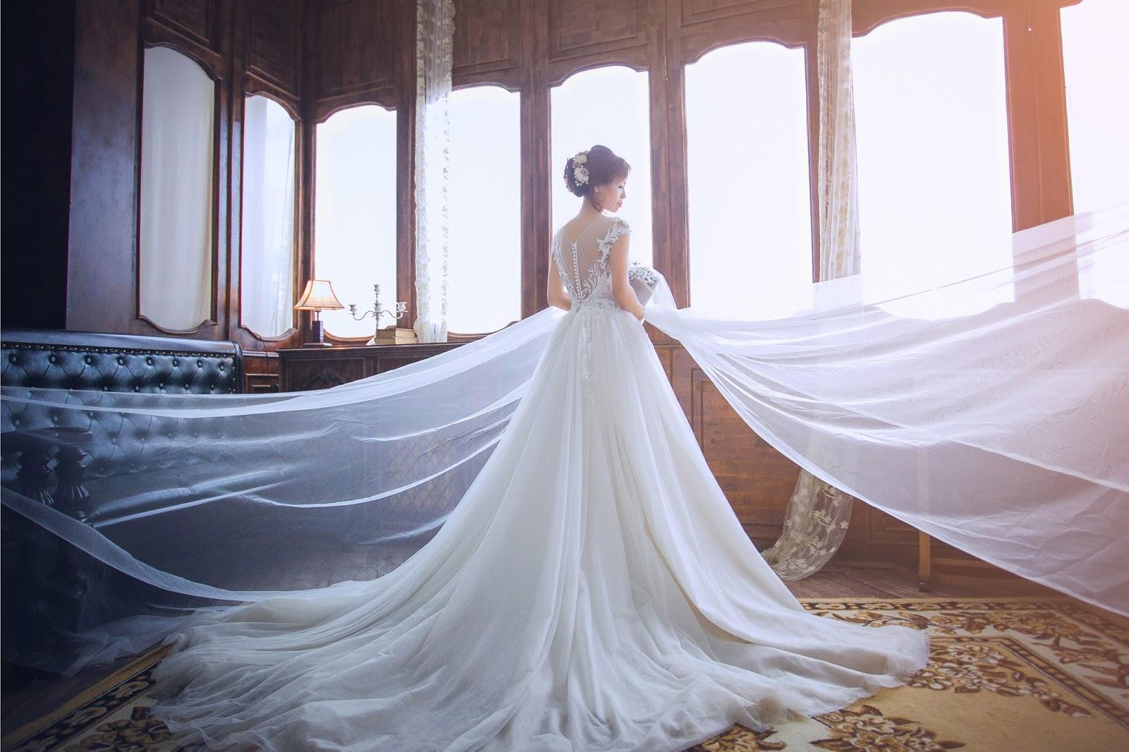 Địa điểm chụp ảnh cưới đẹp - phim trường Rosa