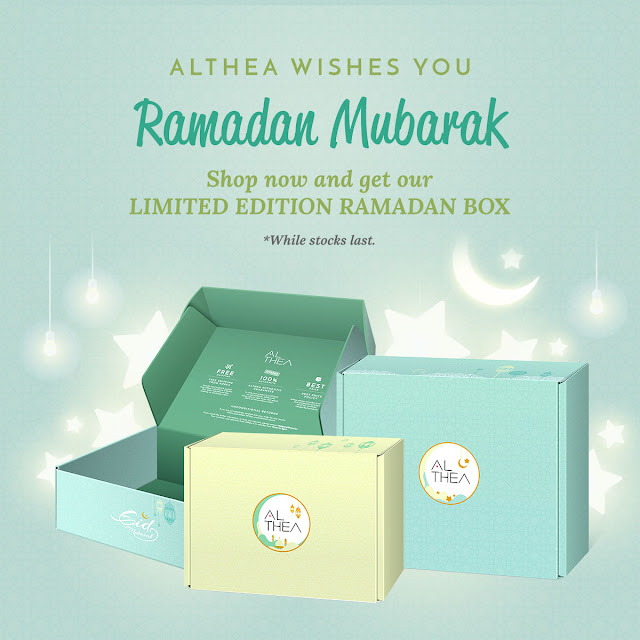 Althea Limited Edition Ramadhan Box
