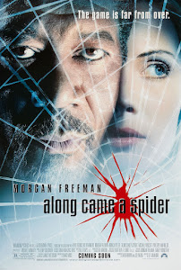 Along Came a Spider Poster