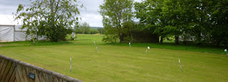 Putting Green at Thorne Park Golf Centre in Salcombe Regis, near Sidmouth