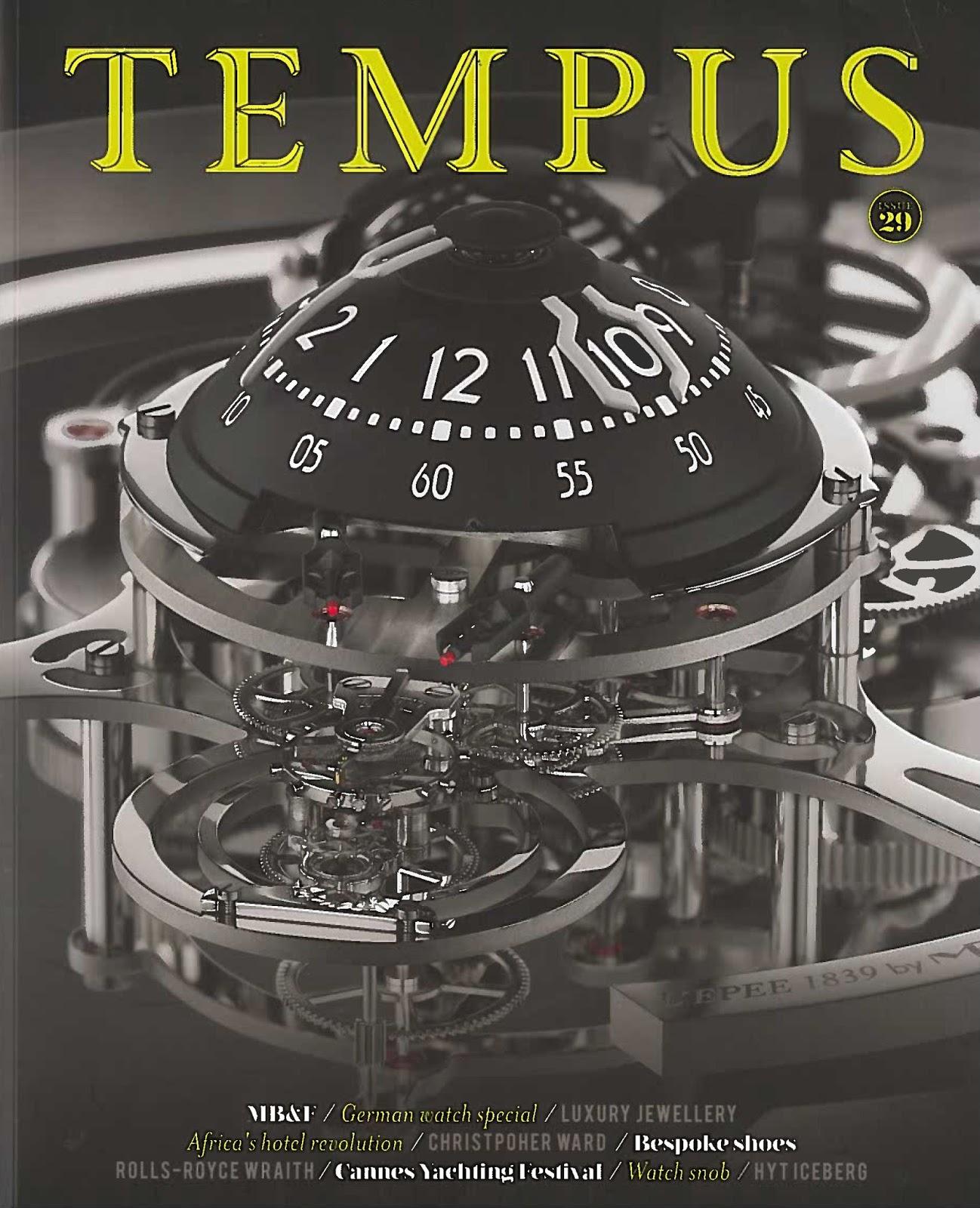 TEMPUS Magazine seeks fragrance & skincare news - PR Songbird