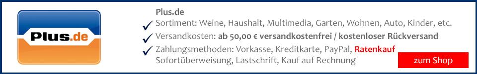 Wein und Sekt auf Rechnung bestellen bei plus.de