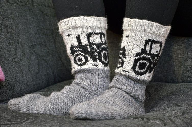 Traktori Villasukat
