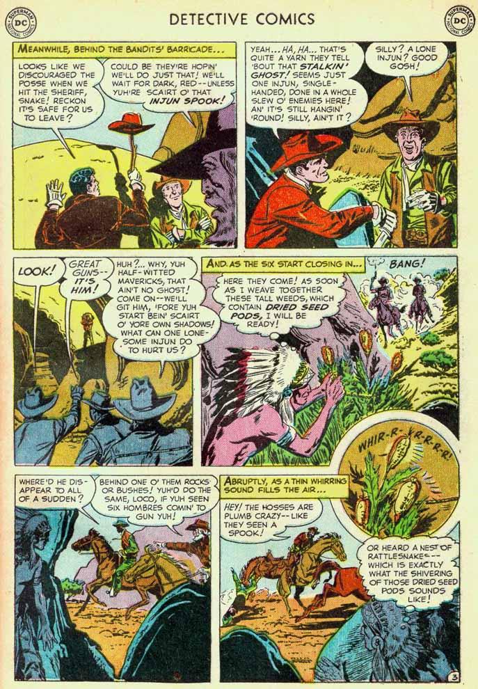 Read online Detective Comics (1937) comic -  Issue #174 - 41