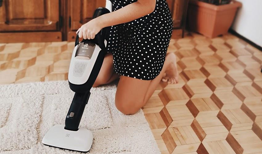 Czy sprzątanie może być przyjemne? Kilka słów o odkurzaczu Electrolux Pure F9