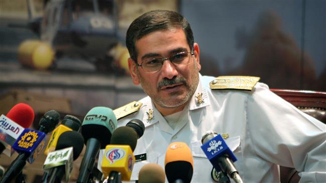 Certain countries boosting Daesh Takfiri terrorists in Iraq and Syria firepower: Iran's Ali Shamkhani