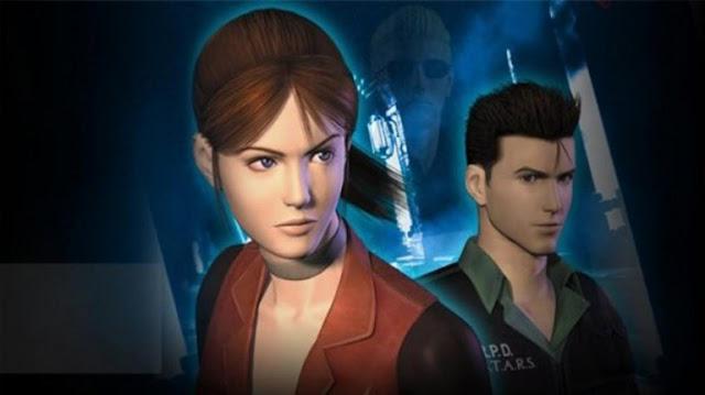 رسميا إصدار Resident Evil Code Veronica X قادم لجهاز PS4