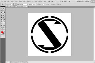 cara membuat logo baju keren dengan photoshop