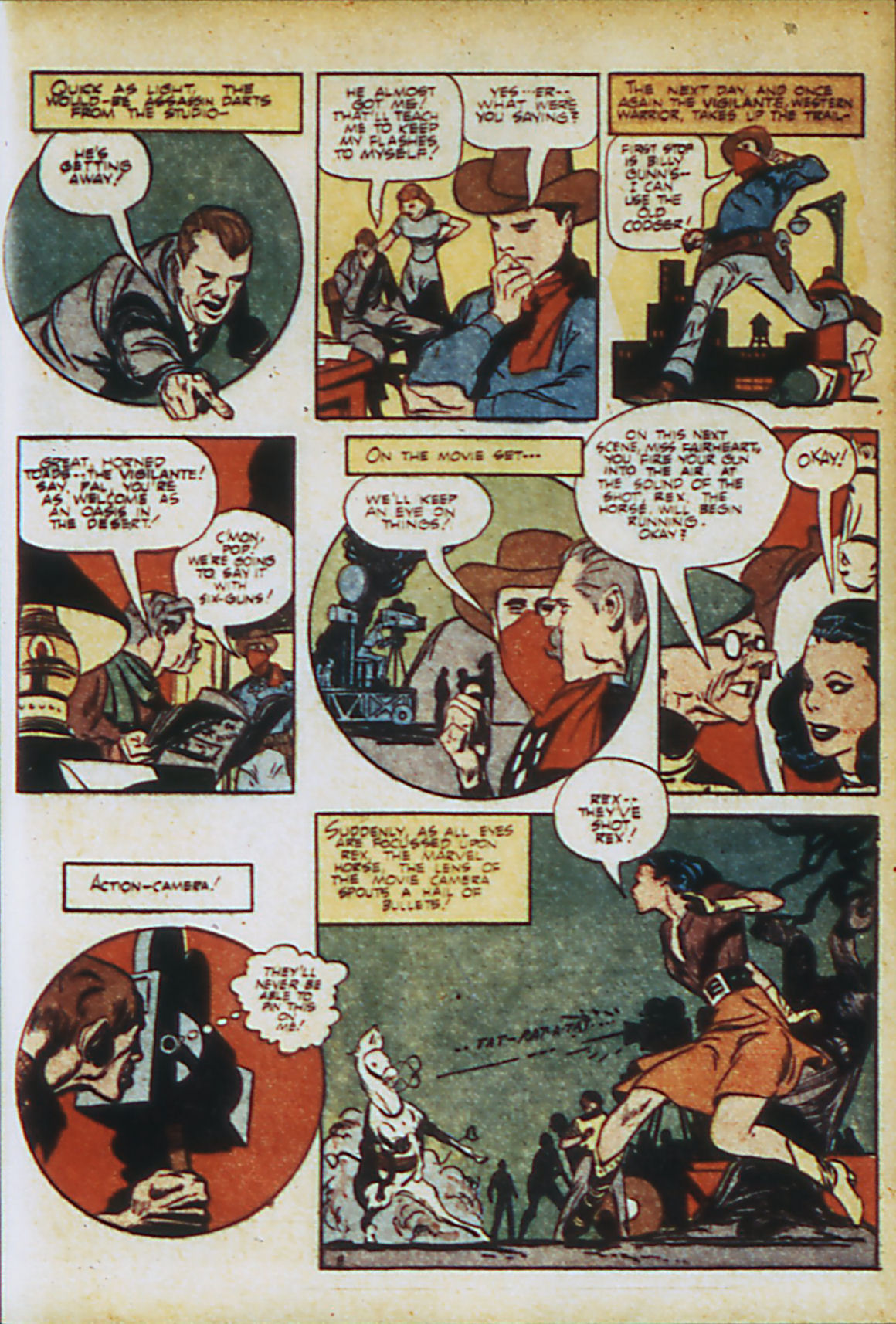 Read online Action Comics (1938) comic -  Issue #44 - 25