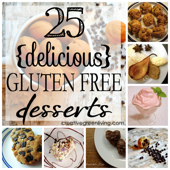 25 Delicious Gluten Free Desserts (that Don't Taste Like