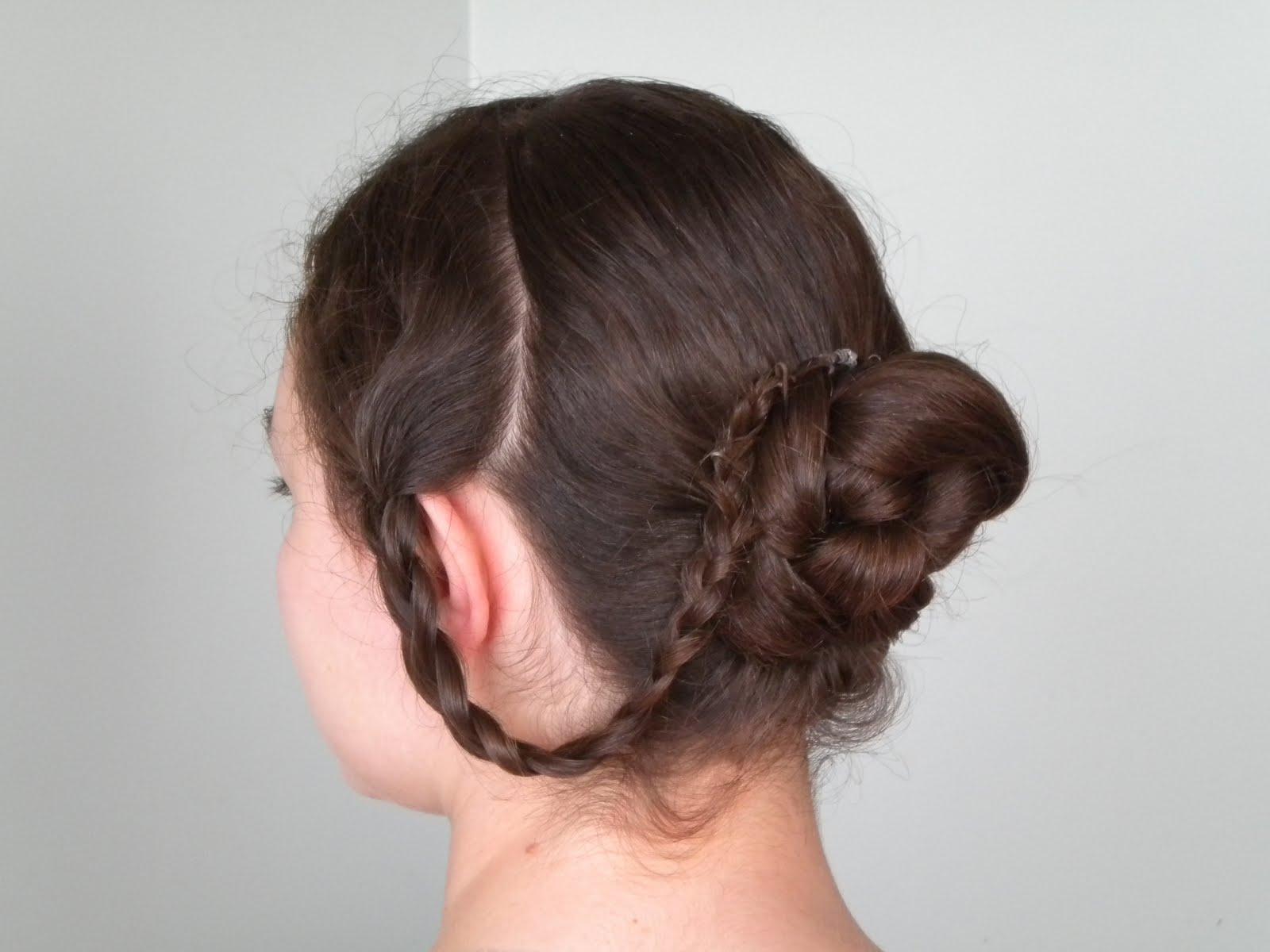 Styles Hair: Hair Styles: Braided Victorian Hairstyle