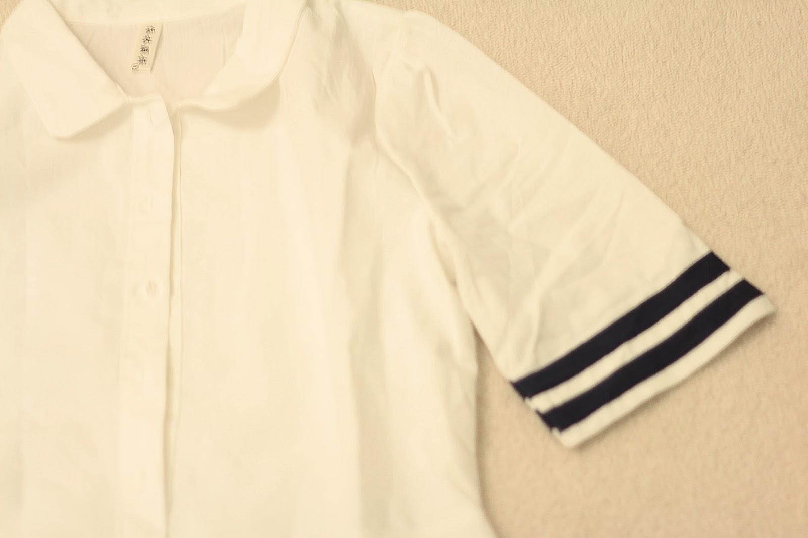 cute sailor dress liz lisa taobao haul uk blog