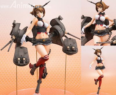 Figura Mutsu Edición Limitada Kantai Collection KanColle