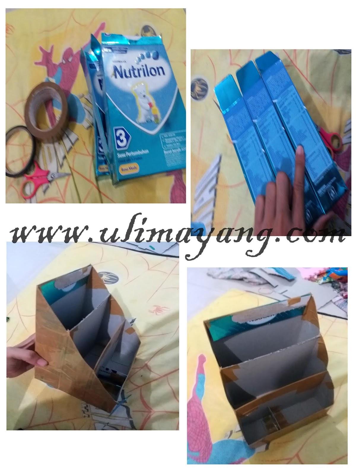Cara Membuat Kotak Kosmetik Dari Kardus : membuat, kotak, kosmetik, kardus, Konsep, Terkini, Tutorial, Bikin, Kosmetik, Kardus