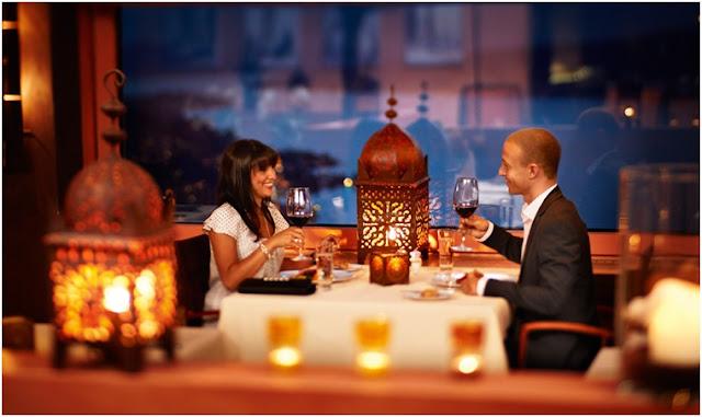 romantik akşam yemeği için öneriler fikirler
