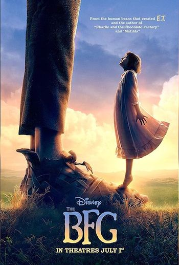 The BFG 2016 English Movie Download