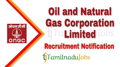 ONGC Recruitment notification of 2019, govt jobs for diploma , govt jobs for ITI