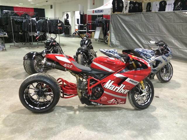 Stretch Ducati