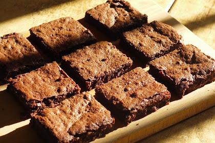 Cara Membuat Brownies Manis
