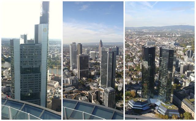 Ônibus hop on, hop off em Frankfurt