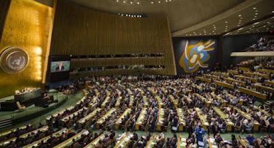 Генеральная ассамблея ООН приняла резолюцию о милитаризации Крыма