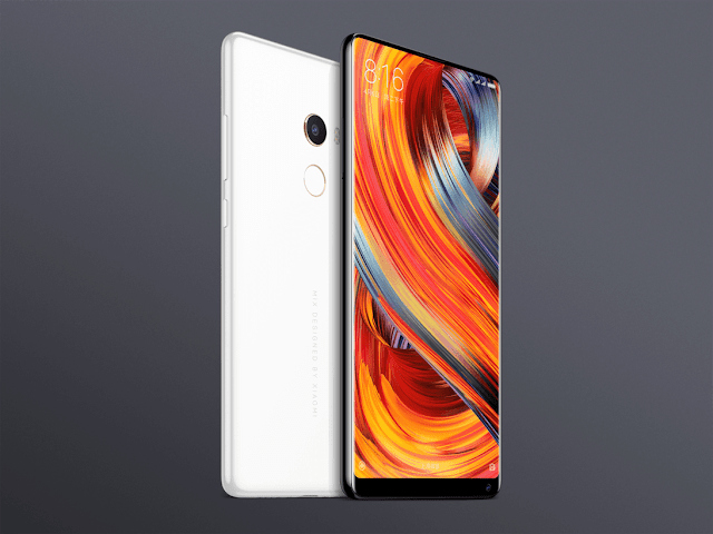 شاومى تطلق هاتف  Xiaomi Mi Mix 2S منافساً حقيقاياً لآيفون x