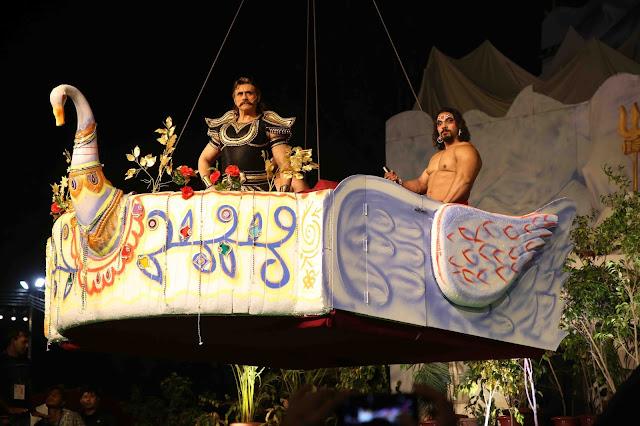 लवकुश रामलीला : सीता हरण का मार्मिक मंचन