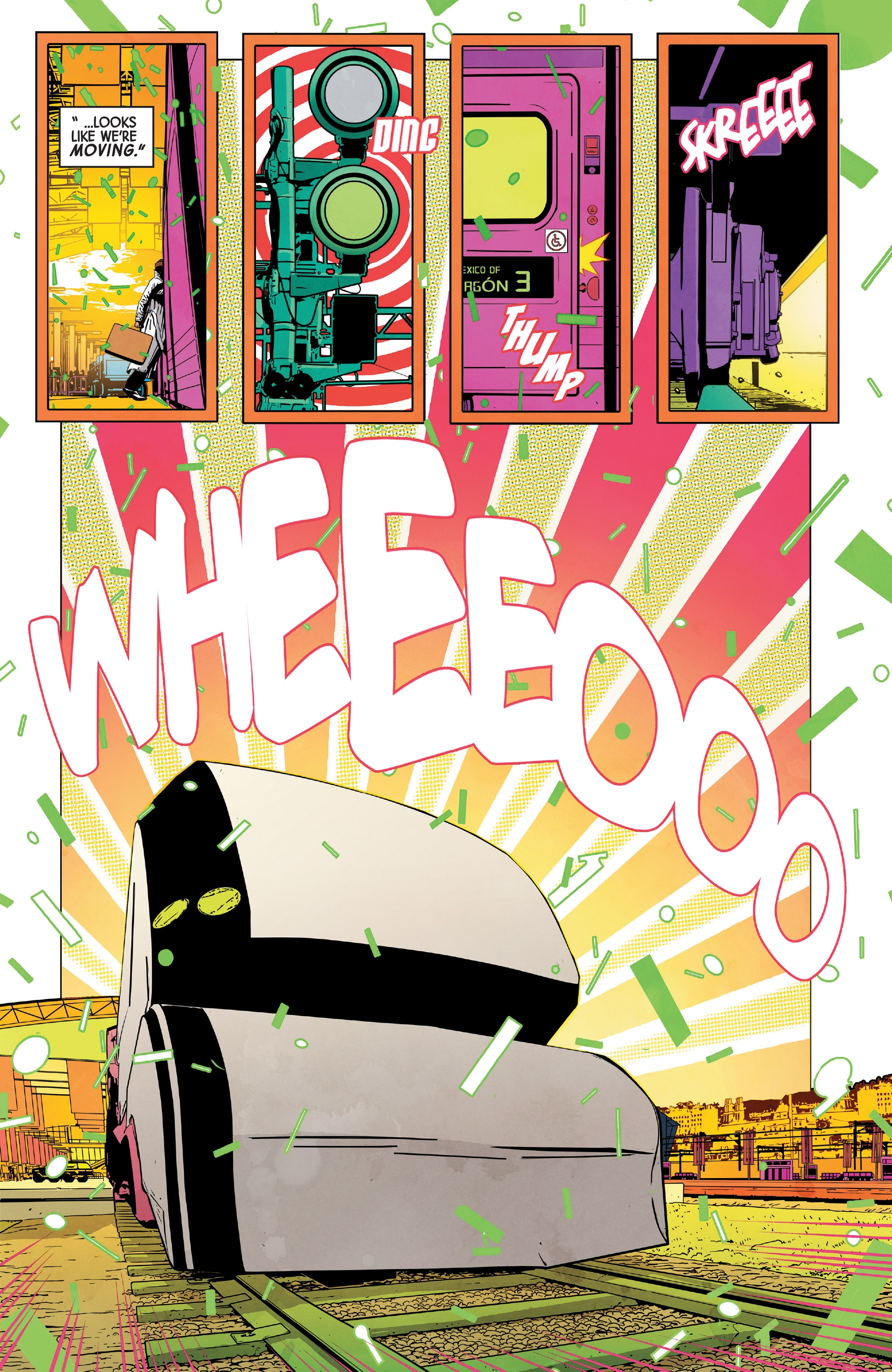 Read online Nick Fury comic -  Issue #3 - 6