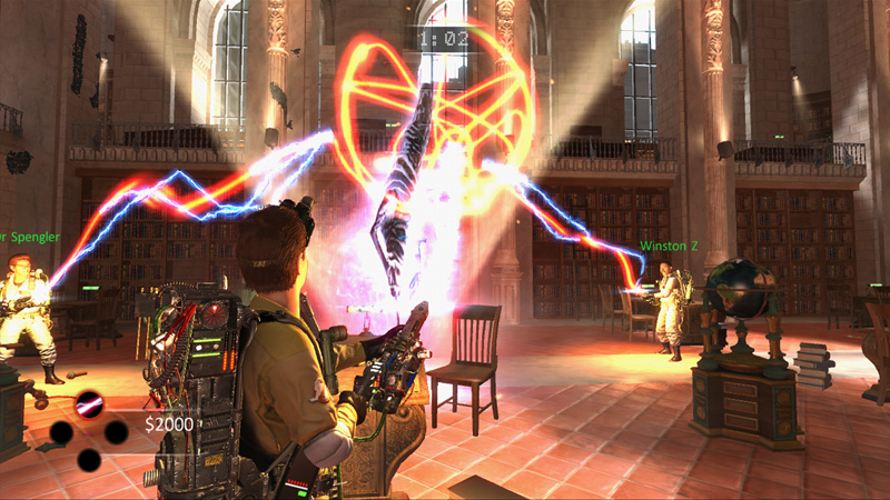 Ghostbusters The Video Game PC Screenshot Gameplay by http://jembersantri.blogspot.com