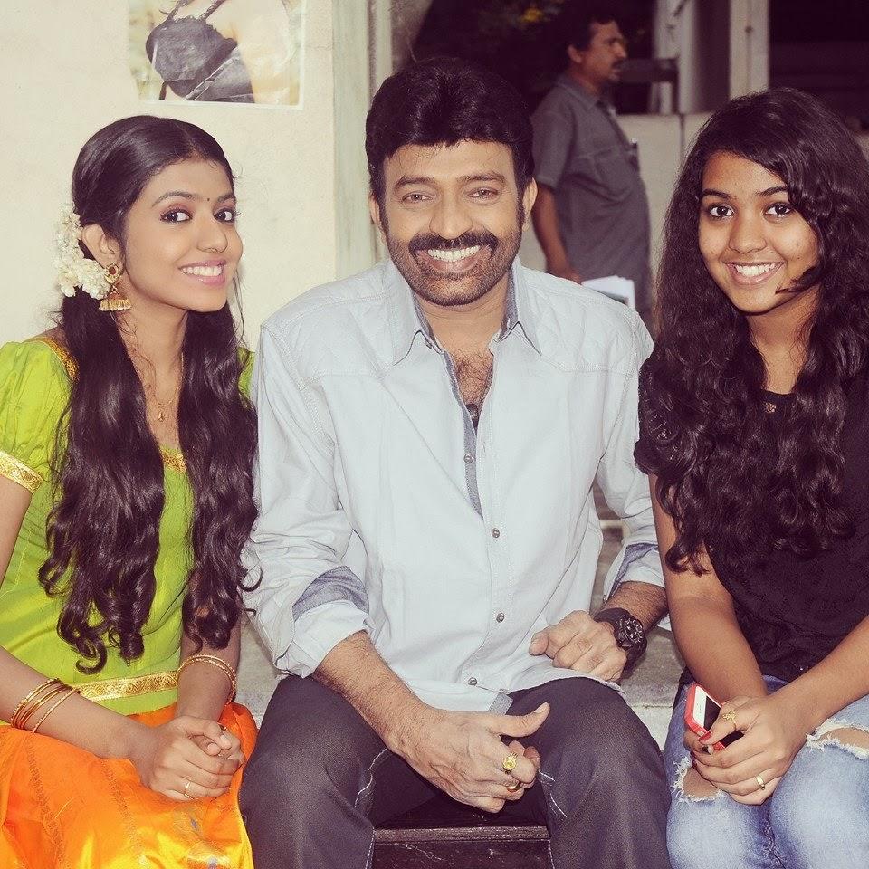 Telugu Actor Rajashekar & Actress Jeevitha Elder Daughter