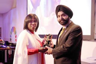 Ajay Banga WFP Hunger Hero