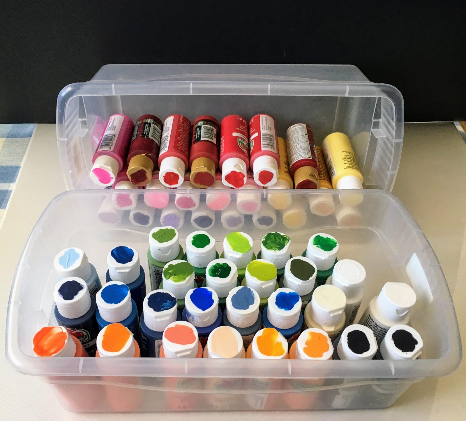 Diy Dot Art Supplies For Dot Painting
