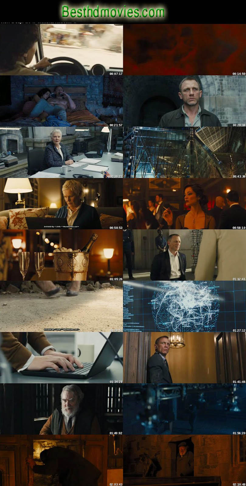 Skyfall 2012 Hindi Dual Audio