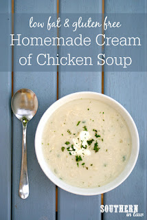 Homemade Gluten Free Cream of Chicken Soup Recipe
