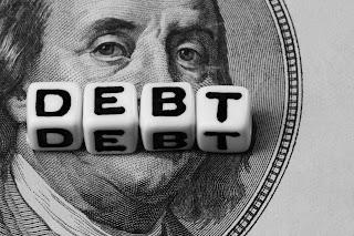 drag down debt